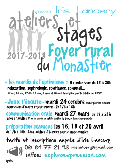 Stages Lancery_F.Rural Le Monastier 17:18